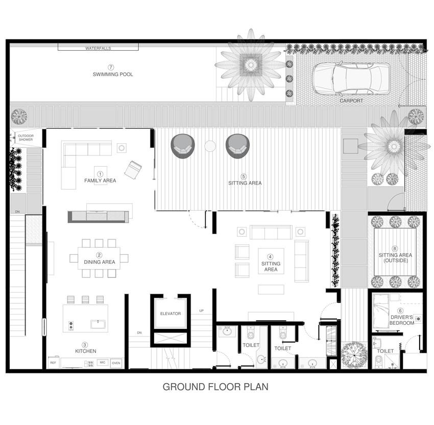 Khouzama Villas Al Bani Development